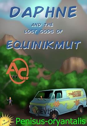 Daphne and the lost gods of equınıkmut