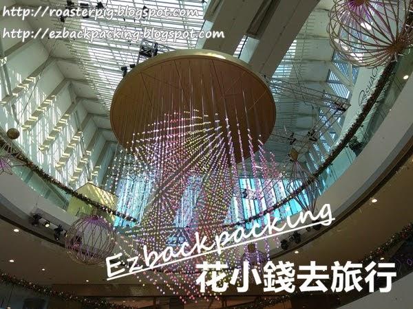 ifc聖誕燈飾2020:中環聖誕燈飾