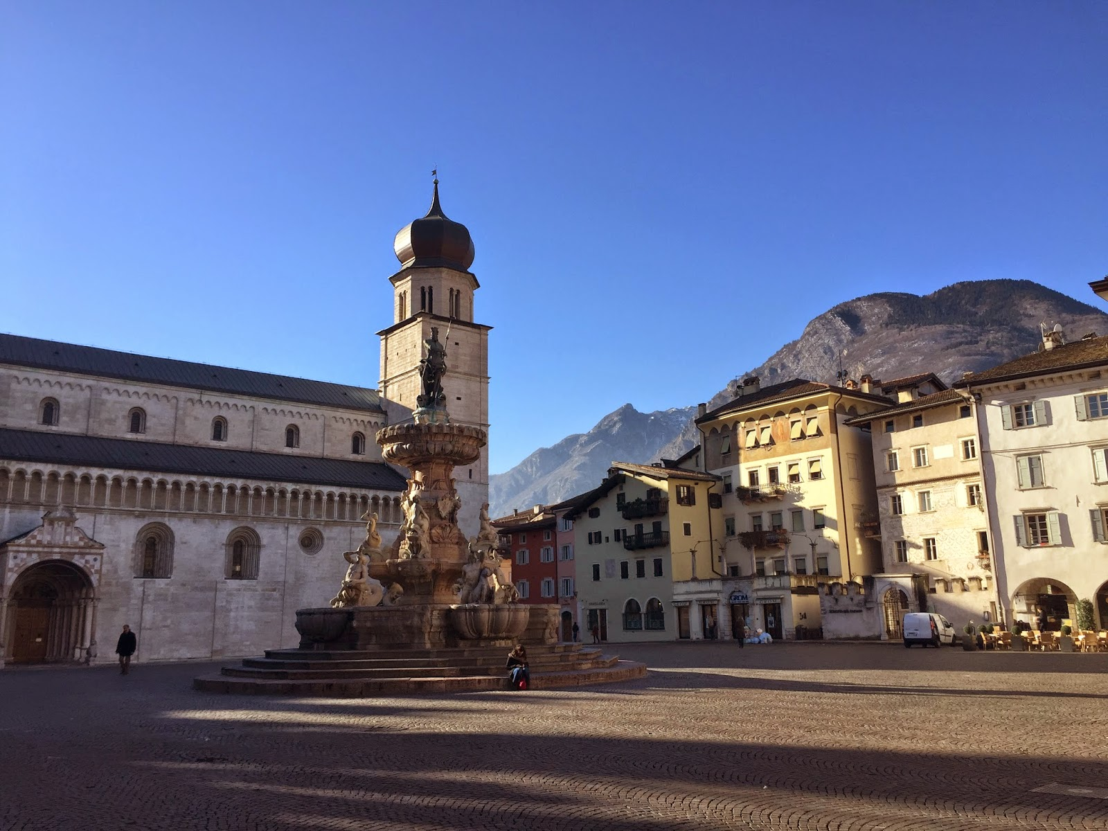 Trento in Trentino Italy