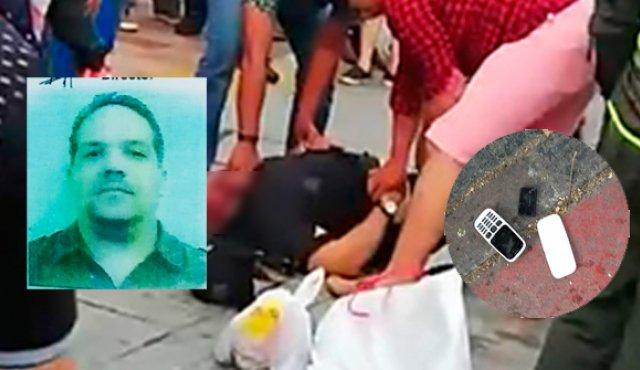 Venezolano asesinado a tiros en Colombia para asaltarlo