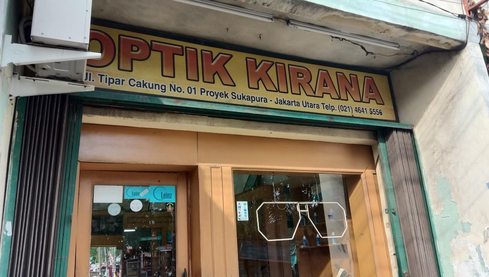 Optik Kirana Sukapura