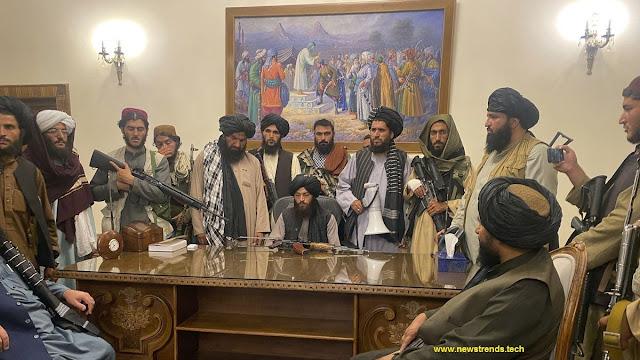 Taliban regime in Afganistan - NewsTrends