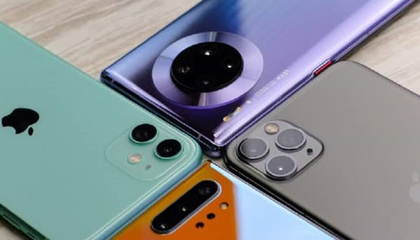 A report reveals the best-selling phones in the fourth quarter of 2019