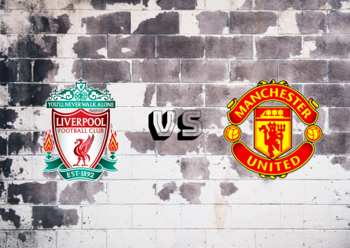 Liverpool vs Manchester United  Resumen y Partido Completo