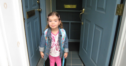 First Day of School (Preschool)
