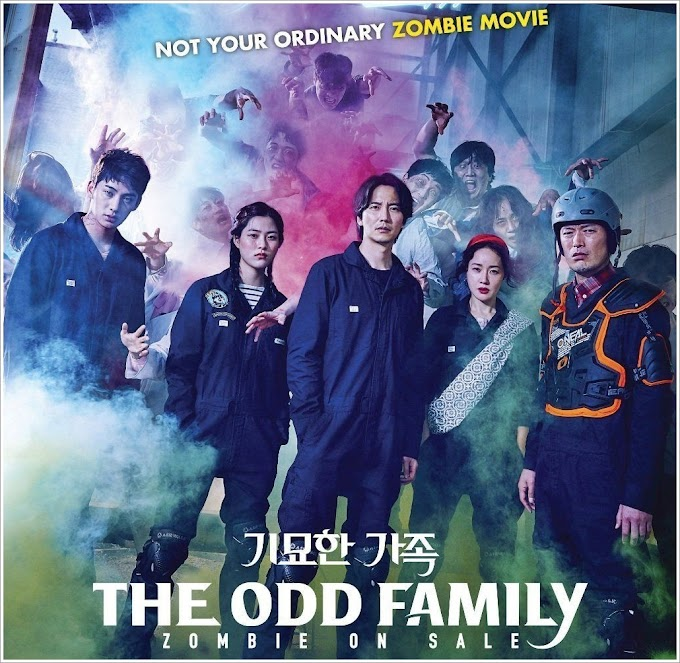 Movie | The Odd Family: Zombie On Sale (2019)