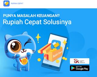 Aplikasi Rupiah Cepat - Pinjam Uang Tunai Kredit Dana Cepat