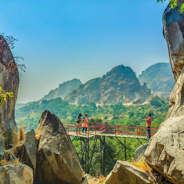 Harga Tiket Masuk dan Lokasi Wisata Batu Lawang Cilegon Cirebon