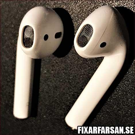 Airpods-Efter-Apple-Support-Rengöring