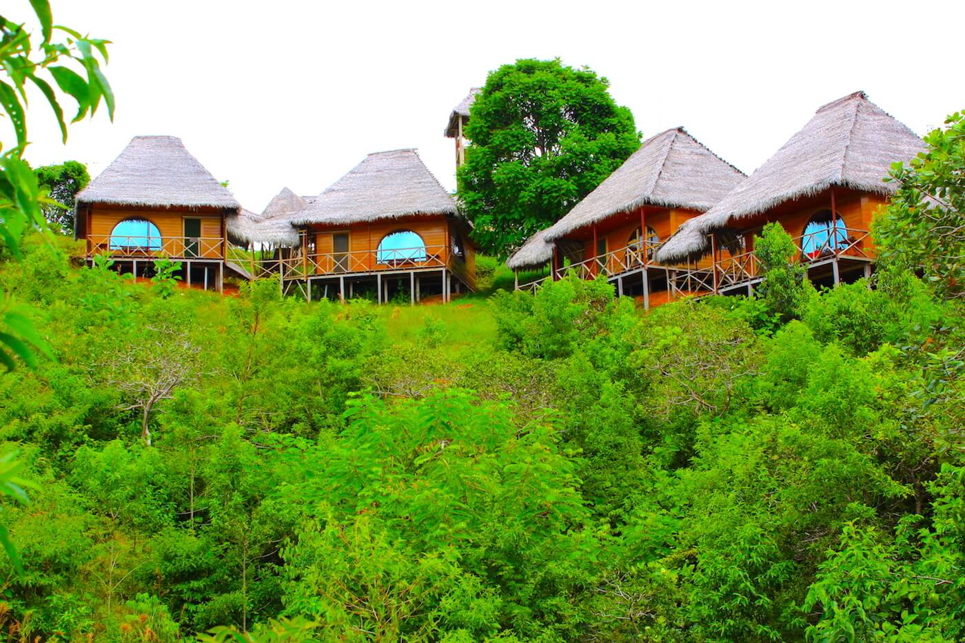 peruvian amazon ecolodge