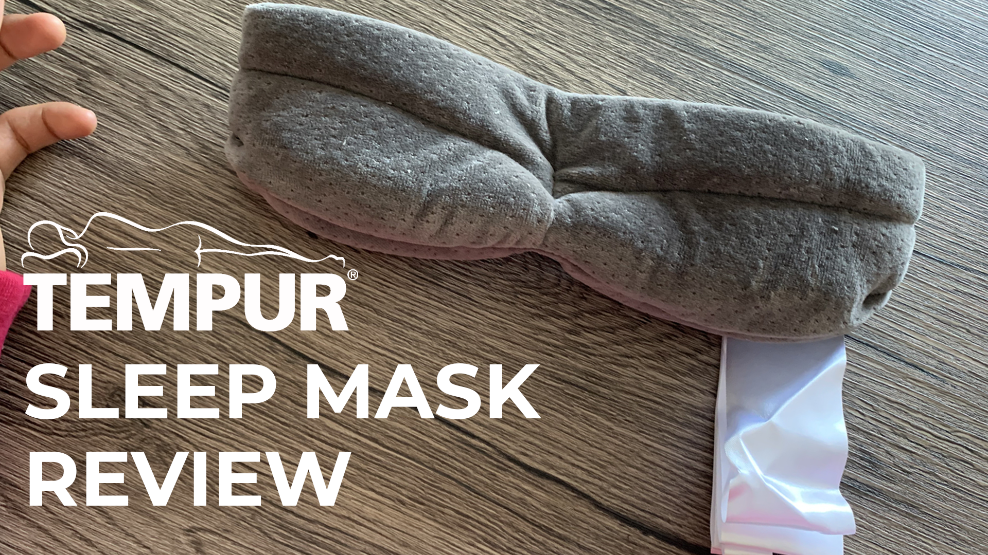 Tempur Sleep Mask Review