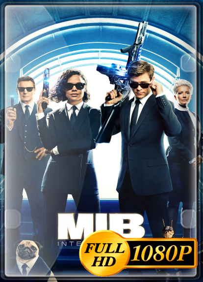 Hombres De Negro MIB Internacional (2019) FULL HD 1080P LATINO/INGLES