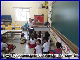 Origem do Dinheiro - Educação Infantil