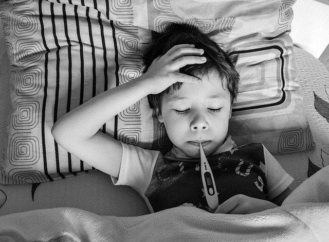 cara mengatasi flu pada bayi