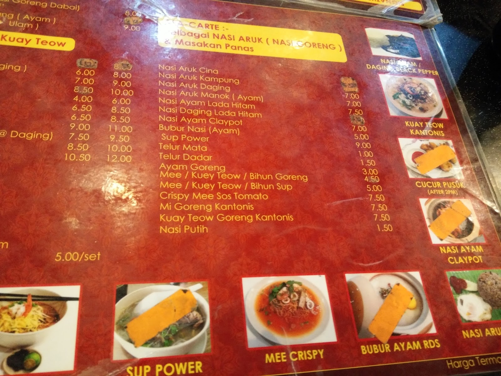 Restoran Dapur Sarawak Shah Alam Desainrumahid