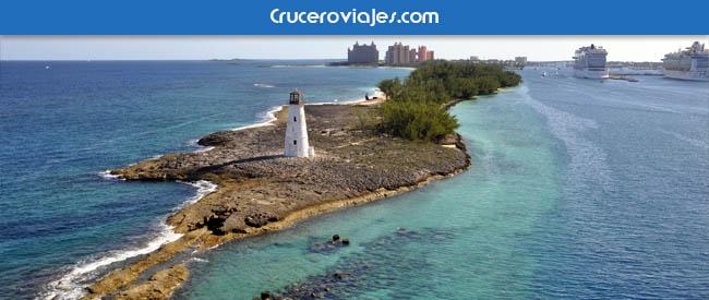 Llegando a Nassau
