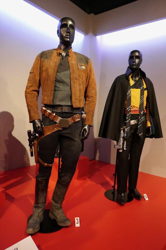 Han Lando Calrissian Solo Star Wars costumes