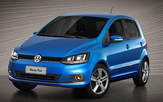 Volkswagen Fox 2017