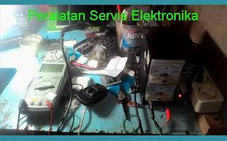Peralatan Servis Elektronik Apa Saja Yang Perlu Dipunyai Tukang Servis