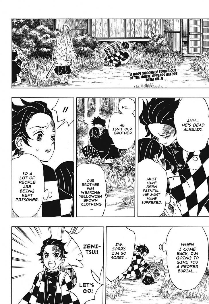 DEMON SLAYER: KIMETSU NO YAIBA CHAPTER 21 2