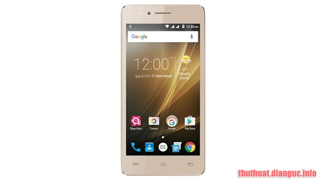Rom stock cho Q-Mobile I8i (pac)