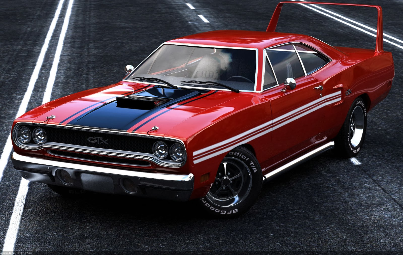 Classic american muscle cars 2014 mycarzilla for Old american cars