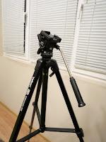 Velbon Videomate 638 tripod test