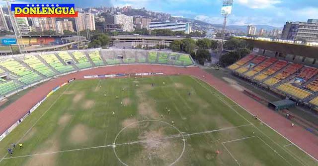 Maduro ordenó ingreso de 6000 personas al Estadio de la UCV para que todas se infecten a su gusto