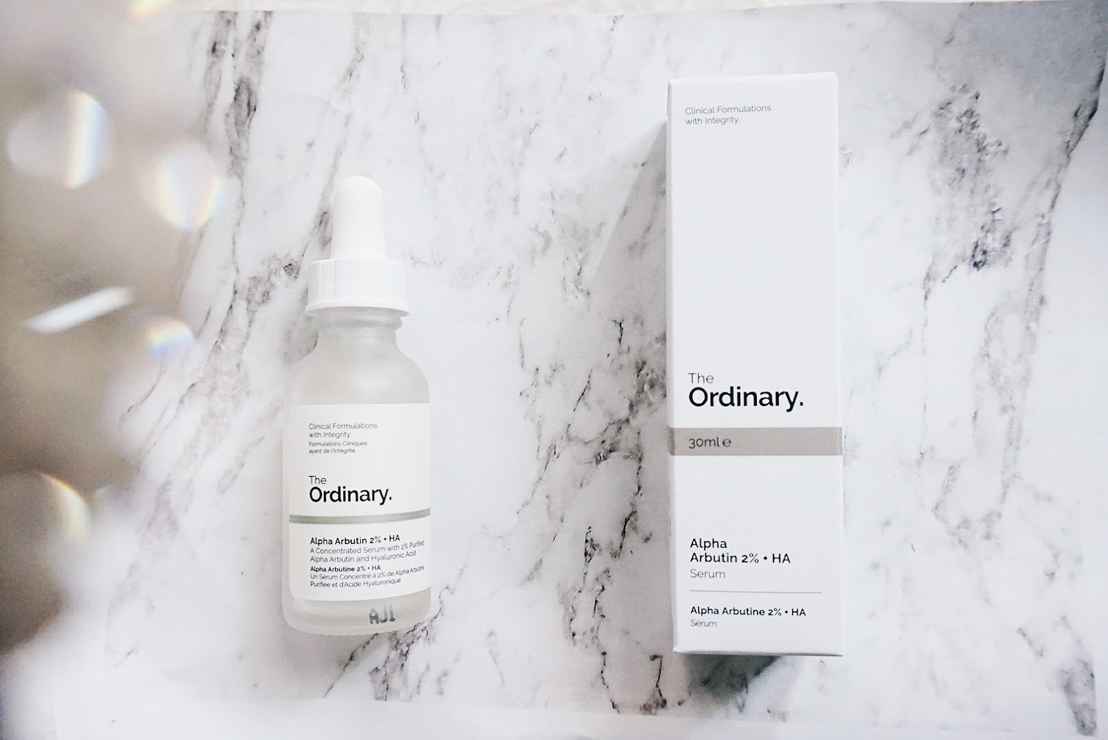 Review The Ordinary Alpha Arbutin 2 Ha Dessy Dyl