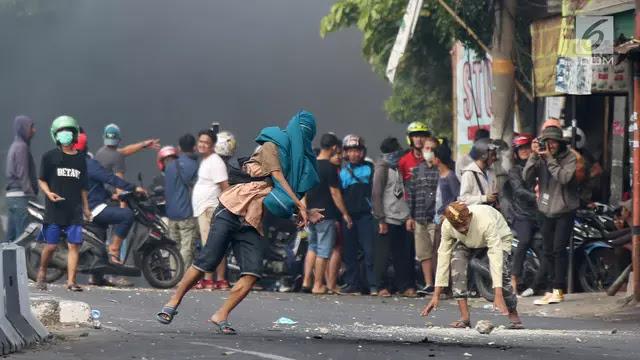 Wiranto Minta Kepolisian Terbuka Soal Penyidikan Kerusuhan 21-22 Mei 2019