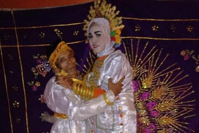 4 Fakta Pernikahan Kakek 58 Tahun di Bone dengan Seorang Gadis 19 Tahun