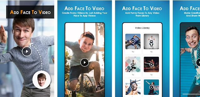 6 Aplikasi Ganti Wajah Di Video Gratis Terbaik Android Brankaspedia Blog Tutorial Dan Tips