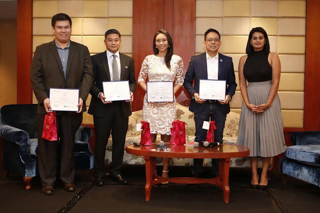Bhavna Suresh and panelists
