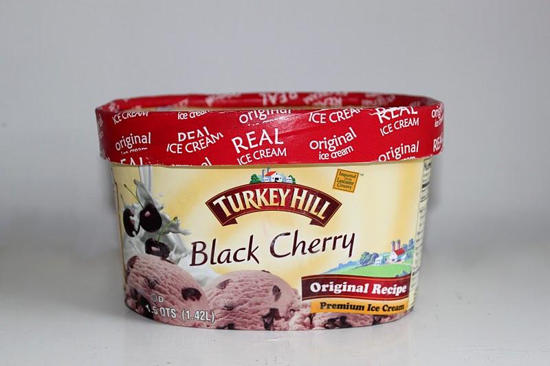 Life39s Too Short to Skip Dessert Black Cherry Ice Cream