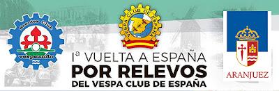 Vuelta Vespa España