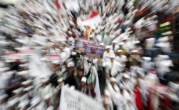 Ada Informasi Akan Ada Demo Susulan 25 November, Akom : Gak Akan Terjadi Jika Ahok Di Adili : kabar Terhangat Hari Ini