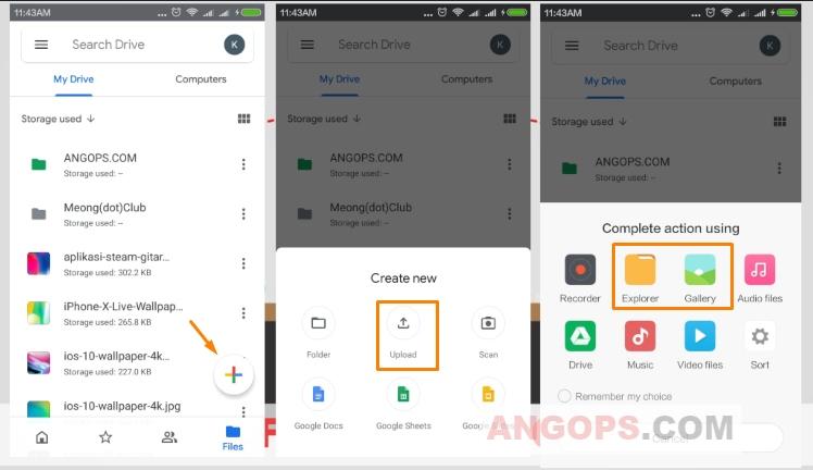 cara-menyimpan-data-di-google-drive-android