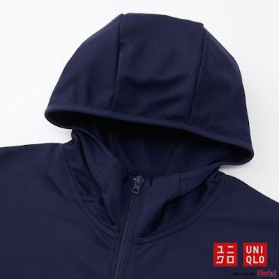 áo chống nắng nam Uniqlo có chất lượng rất tốt