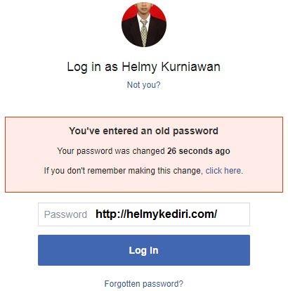 7 Cara Mengembalikan Akun Facebook Yang Dihack Dengan Mudah Blog Orang It