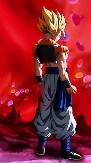 Dragon Ball Goku Mobile HD Wallpaper