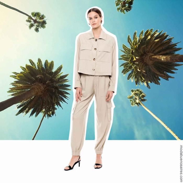 Pantalones primavera verano 2020 moda mujer.