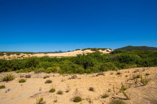 Spiaggia di Piscinas-Dune
