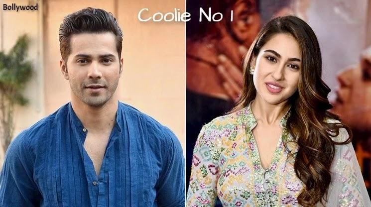 Coolie No 1 2020, Bollywood Movie Story, Cast, Trailer & Review | Reviewz Dekho