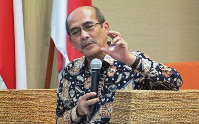 Faisal Basri Ingatkan Jokowi: Jangan Sampai Dijuluki Presiden Pengumbar Janji