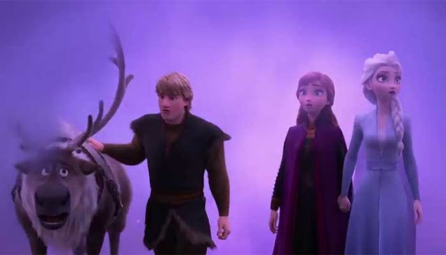 Frozen 2 Full Movie Download 720p In English, Hindi