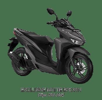 Vario 150 Exclusive Matte Black  2020 Sejahtera Mulia Cirebon