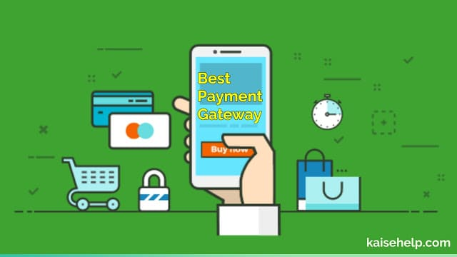 India's Best payment gateway in Hindi by Kaise Help