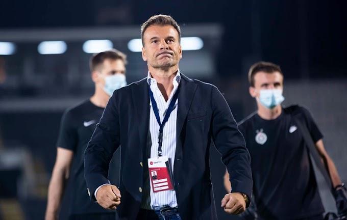 Stanojević o prvoj utakmici, formaciji, golmanima, Markecu, Sumi, povredi Banjaka