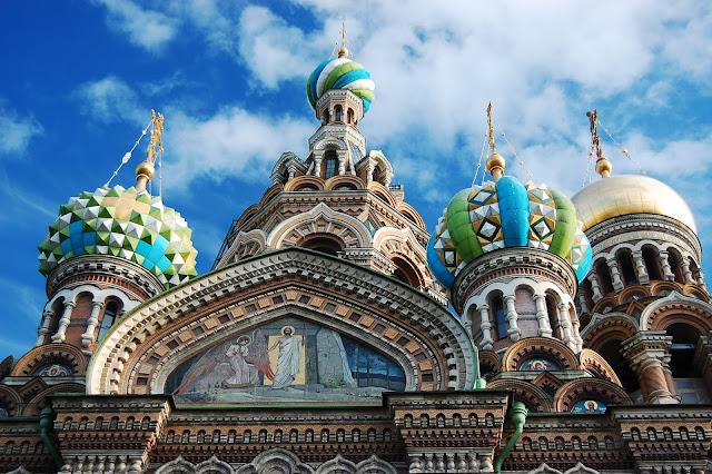 Sankt Petersburg, Rusia