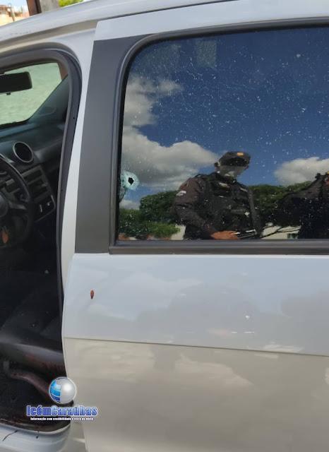 Homem de 33 anos é baleado na RN-117, entre Caraúbas e Olho D'água do Borges